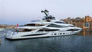 MY LIONHEART 90m Private Yacht By BenettiSuper Yachts By