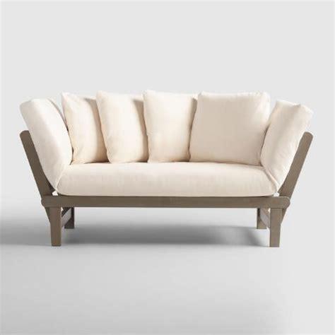 World Market Settee by Graywash Studio Day Sofa World Market