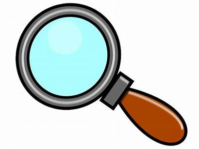 Clipart Magnifying Glass Clip Advertisement