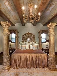 Bedroom Old World Decor Ideas #2580