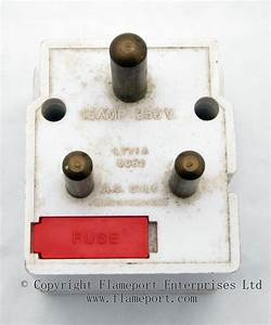 3 Way Lyvia 13a Flat Pin To 15a Round Pin