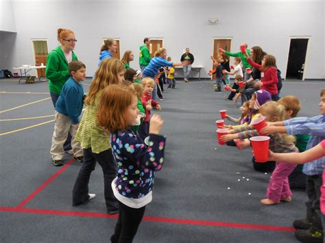 Children's Ministry Christmas Party!-growing Kids Ministry