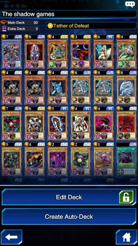 yami marik deck yugioh duel links go ahead roast my yami bakura deck yu gi oh duel links