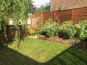 terrasses et jardins adei a livilliers 95 With charming amenagement petit jardin avec terrasse 4 creation et amenagement de terrasse en bois paysagiste