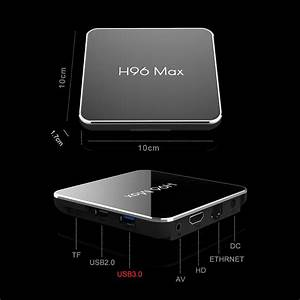 User Manual For H96 Pro 4k Ultra Hd Tv Box