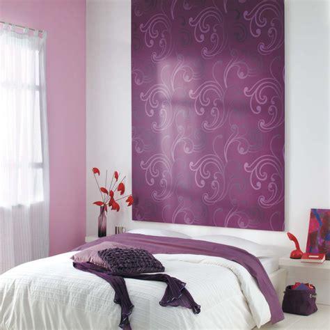 chambre avec papier peint beau papier peint chambre ado fille et quel papier peint