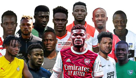 Transfer News: All You Need To Know About Ghanaian Players ...
