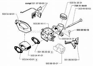 husqvarna 261 epa parts list and diagram 1999 06 With walbro hda1151 parts list and diagram ereplacementpartscom