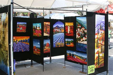agnes rathonyi art show booths pro panels  canada