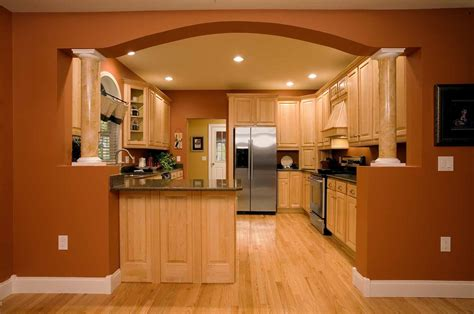 arch kitchen design drywall features home options db homes 1329