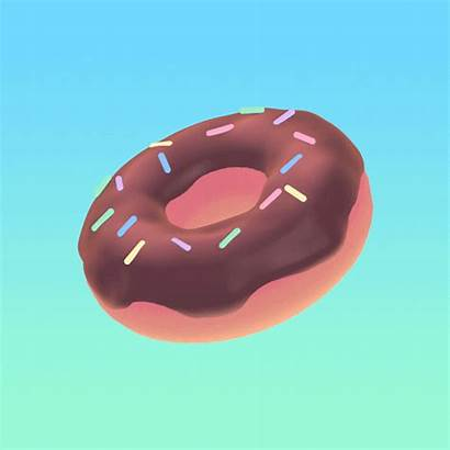 Delicious Dessert Spinning Gifs Donuts Animation Giphy