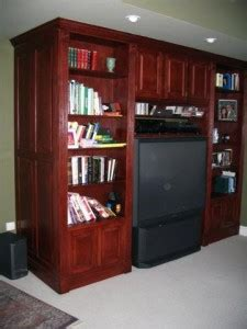 Custom Furniture and Fabrication » Cabinet Work
