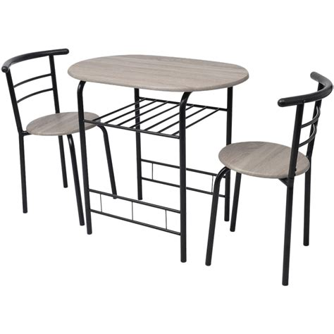 Kitchen Chairs Breakfast Bar by Breakfast Bar Table And 2 Chairs Stools Set Dining Room