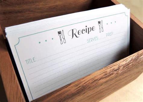 printable recipe card template diyideacentercom