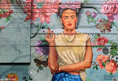 mexican mural artists beautiful frida kahlo in buenos aires