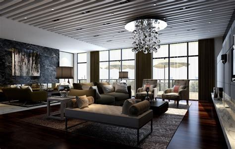 Make Large Living Space by How To Make A Large Room Feel Like Home Modern Designer