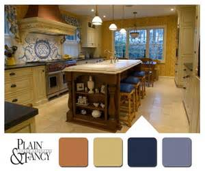 French Country Color Palette
