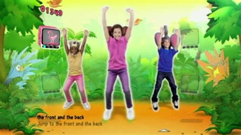 monkey dance  dance kid youtube