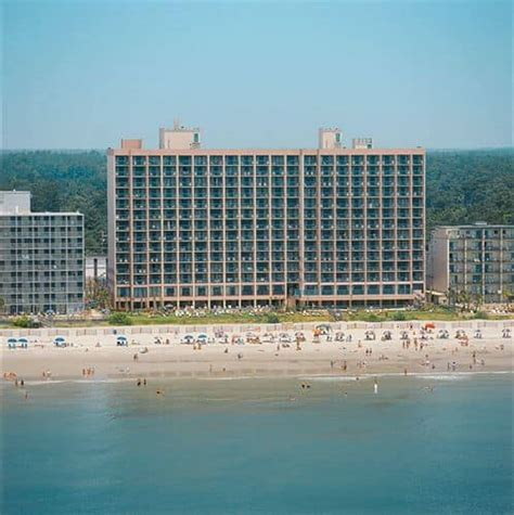Oceanfront Hotels Myrtle Beach South Carolina