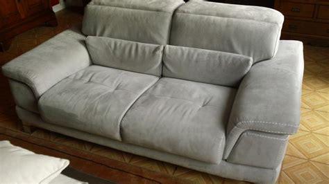 mobilier de canapé troc echange canapé 2 places microfibre mobilier de