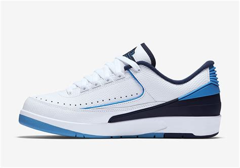 Air Jordan Ii Low Unc Air Jordan Shoes Hq