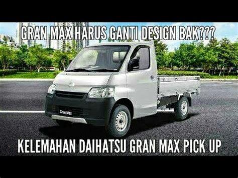 Review Daihatsu Gran Max Pu by Kekurangan Daihatsu Gran Max Pu