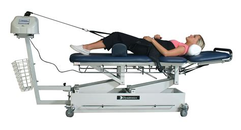traction table for back non surgical spinal decompression therapy in dickson by
