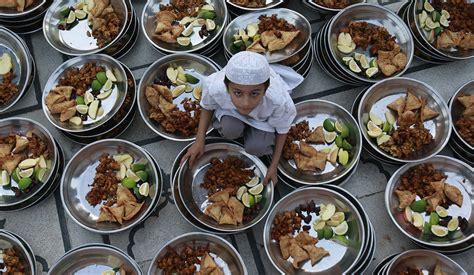 ramadan cuisine in islamic countries