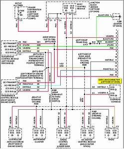 99 Dodge Caravan Need A Wirring Diagram For The Data Link Connector  Have No Communication To