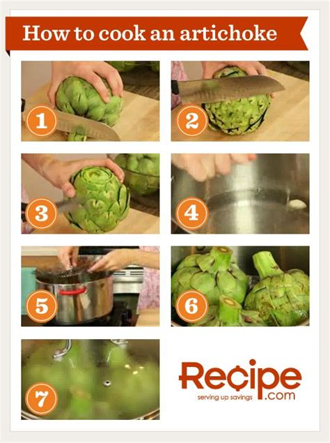 how to boil artichokes how to cook artichokes