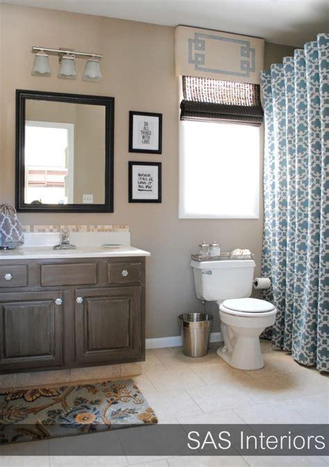 beige and black bathroom ideas 12 sensational standard sized bathrooms burger