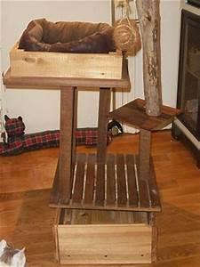 Arbre à Chat Fait Maison : arbre a chat fait maison ~ Melissatoandfro.com Idées de Décoration