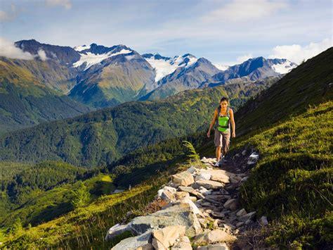 girdwood alaska americas  adventure towns
