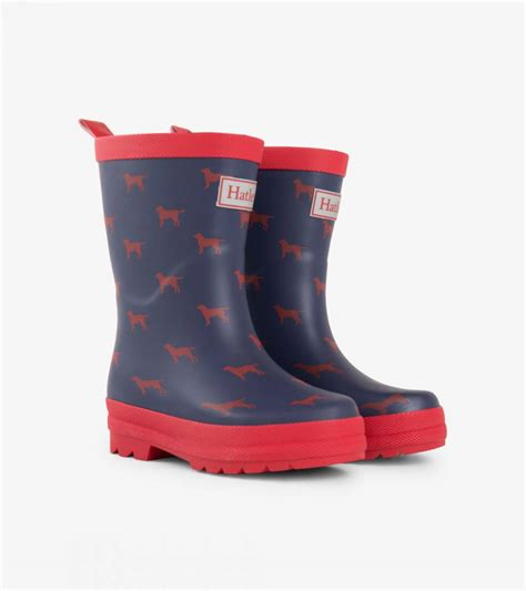rubber rain boots  hatley  victoria bc canada  abby sprouts baby  childrens store