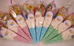 personalised pre filled sweet cones kids birthday party bags starmix tangfastics ebay