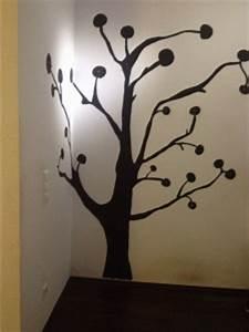 Baum Als Garderobe : garderobe aus einem birkenstamm vorstadt tr ume ~ Buech-reservation.com Haus und Dekorationen