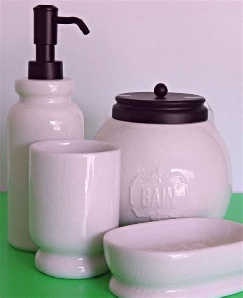 accessories sets luxury luxury bath accessory collection set bathroom Bathroom