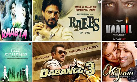 List Of Top Comedy Bollywood Movies Of 2017