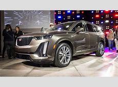 2020 Cadillac XT6 First Look Key Addition Doesn't Wear