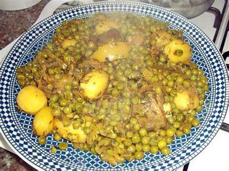 Tajine Boeuf Pomme De Terre Pois Chiche by Recette De Tajine De Jarret De Veau Petits Pois Et Pomme