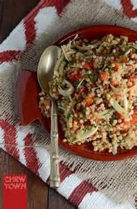 Pearl Couscous Salad