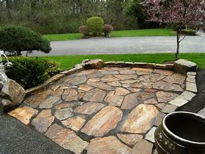 Flagstone Patios For Your Yard