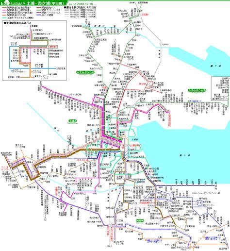 バス 路線 図