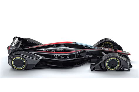 Mclaren F1 Designer by Mclaren Goes Mental Future F1 Design Concept Revealed