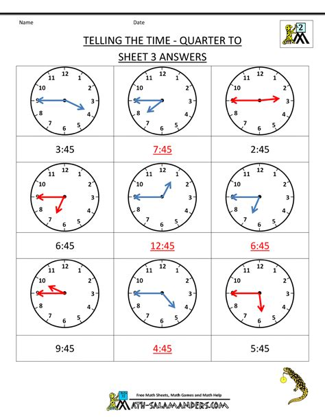 amusing clock worksheets early years for on math