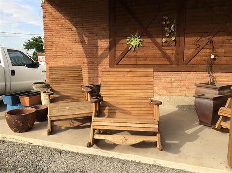 sawdust and splinters wooden patio furniture ark