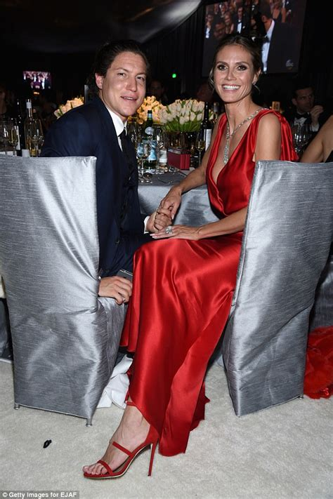 Heidi Klum Steps Out Amid Split From Vito Schnabel