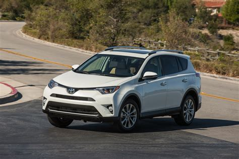 2016 Toyota Lineup by Us 2017 Toyota Rav4 Lineup Unveiled Automotorblog