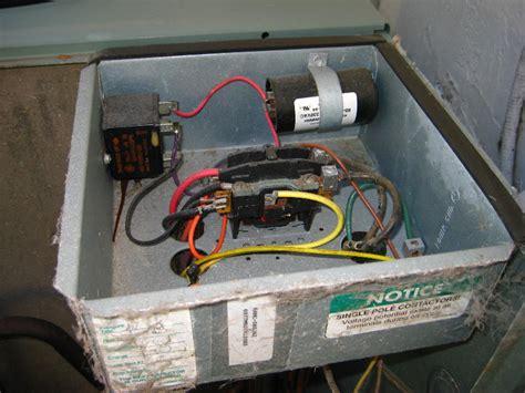 Rheem Ac Capacitor Wiring Diagram by Rheem Hvac Condenser Run Capacitor Replacement Guide 010
