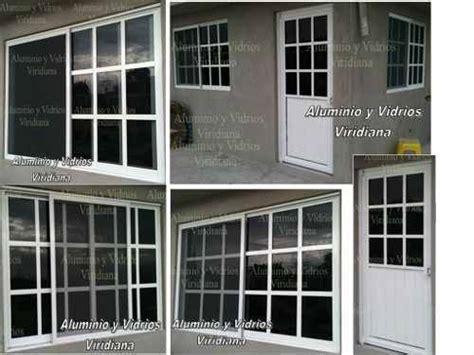 ventanas de aluminio canceles de bano vidrio templado